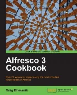 Download Alfresco 3 Cookbook free book as pdf format