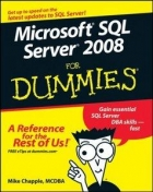 Book Microsoft SQL Server 2008 For Dummies free