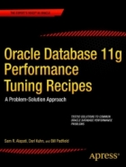 Book Oracle Database 11g Performance Tuning Recipes free