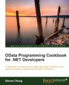 Book OData Programming Cookbook for .NET Developers free
