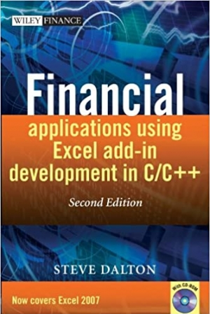 Download Financial Applications using Excel Add-in Development in C / C++, 2nd Edition free book as pdf format