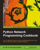Book Python Network Programming Cookbook free