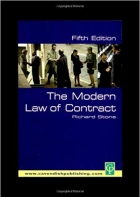 The Modern Law of Contract 5/E