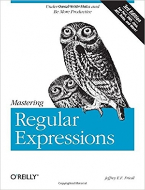 Download Mastering Regular Expressions, 3rd Edition free book as pdf format