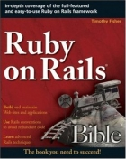 Book Ruby on Rails Bible free