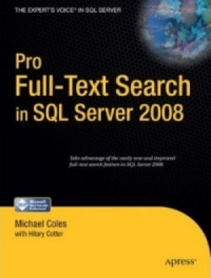 Download Pro Full-Text Search in SQL Server 2008 free book as pdf format