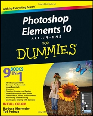 Download Photoshop Elements 10 All-in-One For Dummies free book as pdf format