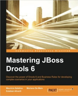 Download Mastering JBoss Drools 6 for Developers free book as pdf format