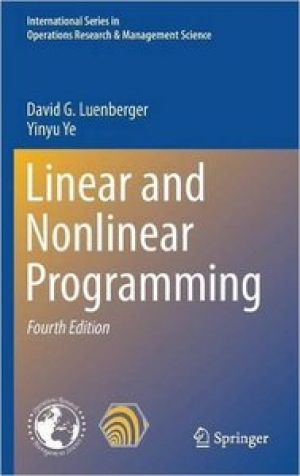 Download Linear and Nonlinear Programming, 4 edition free book as pdf format