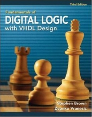 Download Fundamentals of Digital Logic with VHDL Design, 3rd edition free book as pdf format