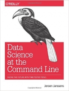 Book Data Science at the Command Line free