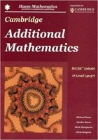 Cambridge IGCSE Additional Mathematics