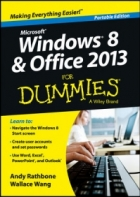 Book Windows 8 and Office 2013 For Dummies, Portable Edition free