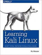 Book Learning Kali Linux free