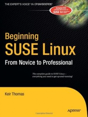 Download Beginning SUSE Linux: From Novice to Professional free book as pdf format