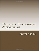 Book Notes on Randomized Algorithms free