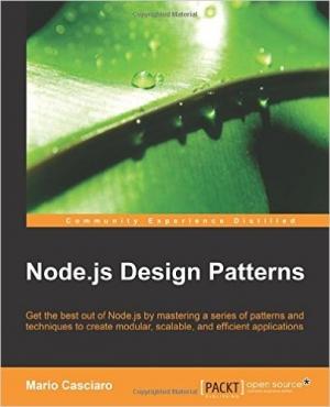 Download Node.js Design Patterns free book as pdf format