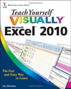 Book Teach Yourself Visually Excel 2010 free