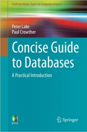 Download Concise Guide To Databases free book as pdf format