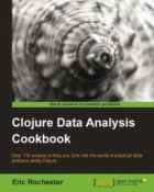 Book Clojure Data Analysis Cookbook free