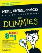 Book HTML, XHTML, and CSS All-in-One Desk Reference For Dummies free