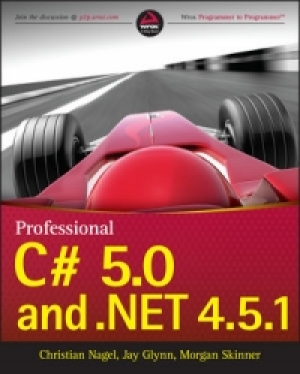 Download Professional C# 5.0 and .NET 4.5.1 free book as pdf format