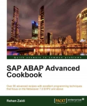 Download SAP ABAP Advanced Cookbook free book as pdf format