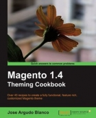 Book Magento 1.4 Theming Cookbook free