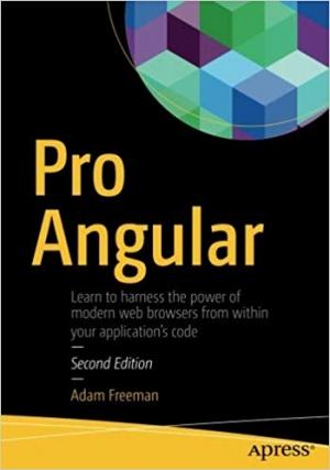 Download Pro Angular free book as pdf format