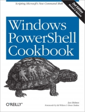 Download Windows PowerShell Cookbook, 2nd Edition free book as pdf format