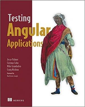 Download Testing Angular Applications free book as pdf format