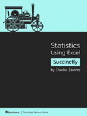 Download Statistics Using Excel Succinctly free book as pdf format