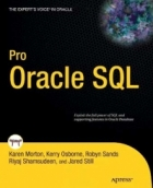 Book Pro Oracle SQL free