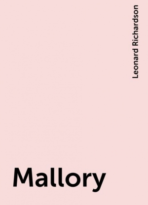 Download Mallory free book as epub format