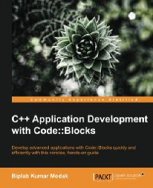 Download C++ Application Development with Code::Blocks free book as pdf format