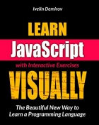 Book Learn JavaScript VISUALLY with Interactive Exercises: The Beautiful New Way to Learn a Programming Language free