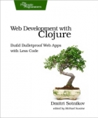 Book Web Development with Clojure free