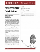 Book AutoIt v3: Your Quick Guide free