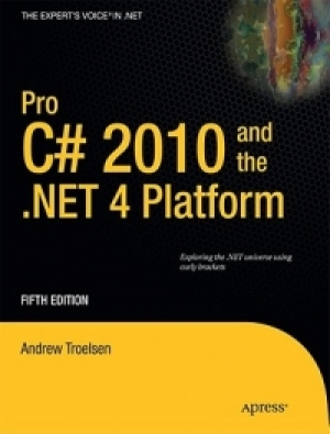 Download Pro C# 2010 and the .NET 4 Platform, 5th Edition free book as pdf format