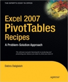 Book Excel Pivot Tables Recipe Book free