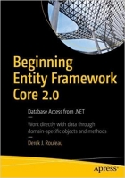 Book Beginning Entity Framework Core 2.0 free