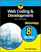 Book Web Coding & Development All-in-One For Dummies free