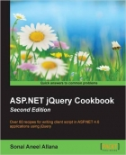 Book ASP.NET jQuery Cookbook, Second Edition free
