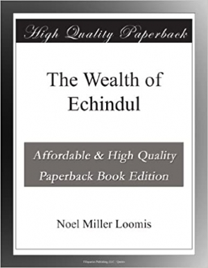 Download The Wealth of Echindul free book as epub format