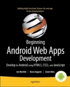 Book Beginning Android Web Apps Development free