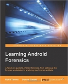 Book Learning Android Forensics free