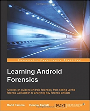 Download Learning Android Forensics free book as pdf format
