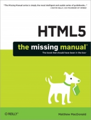 Download HTML5: The Missing Manual free book as pdf format