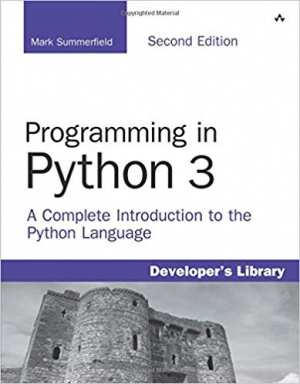 Download Programming in Python 3: A Complete Introduction to the Python Language free book as pdf format