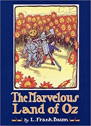 Download The Marvelous Land of Oz free book as pdf format